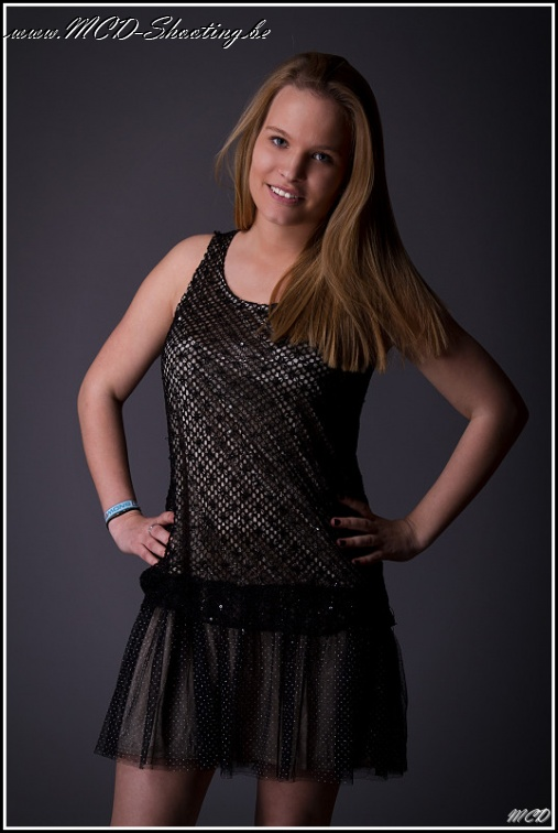 charlotte Amateur model